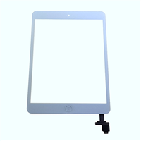 DOTYK IPAD MINI 1 / 2 WHITE WITH IC