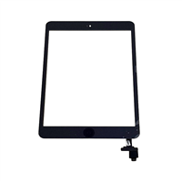 DOTYK IPAD MINI 1 / 2 BLACK WITH IC