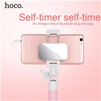 HOCO SELFIE STICK MAGIC MIRROR K2 CZARNY