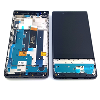 LCD + DOTYK BLACKBERRY KEY2 LITE LE SPACE BLUE ORY